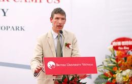 Xây dựng cơ sở đại học đầu tiên tại Việt Nam theo chuẩn Anh Quốc