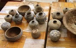 Quảng Nam: Trả lại hơn 1.400 cổ vật cho người dân