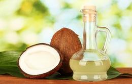 11 công dụng thần kỳ của dầu dừa