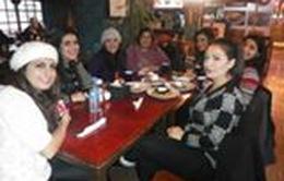 Jordan: Quán cà phê dành riêng cho phụ nữ
