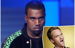 """Kanye West bị """"đá đểu"""" tại Oscar 2015"""
