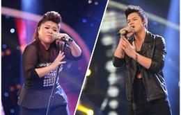Vietnam Idol 2015: Trọng Hiếu, Bích Ngọc thi nhau bùng cháy