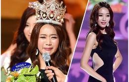 """Tân Hoa hậu Hàn Quốc khiến cư dân mạng """"dậy sóng"""""""