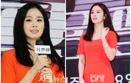 Kim Tae Hee đẹp mọi góc nhìn