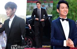 Sao Hoa, Hàn tề tựu trên thảm đỏ Seoul Drama Awards