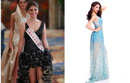 Đọ độ sang chảnh trang phục dạ hội Hoa hậu Hoàn vũ 2015 và Hoa hậu Thế giới 2015
