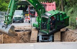 Đức di tản 20.000 dân do phát hiện quả bom nặng 200 kg