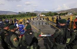 Căng thẳng biên giới Venezuela - Colombia hạ nhiệt
