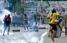 Colombia và Venezuela tạm đóng cửa biên giới chung vì xô xát