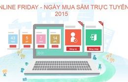 Khởi động cuộc thi Sáng tác logo Ngày mua sắm trực tuyến - OnlineFriday