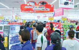 Triển khai dụng cụ kiểm tra an toàn rau củ quả tại siêu thị TP.HCM