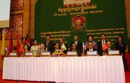 Các nước Tiểu vùng sông Mekong cam kết chống nạn mua bán người