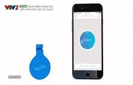 Máy đo nồng độ cồn trong máu kết nối với smartphone