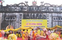 Khai hội mùa Thu Côn Sơn - Kiếp Bạc 2015