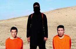 Nhật Bản dốc toàn lực cứu 2 con tin bị IS bắt cóc