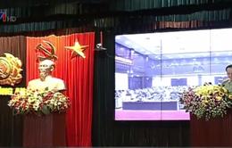 Tiếp tục đẩy mạnh việc học tập và làm theo tấm gương đạo đức Hồ Chí Minh trong CAND