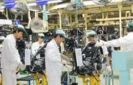Tồn kho ngành công nghiệp chế biến, chế tạo duy trì ở mức thấp