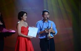 Giải Âm nhạc Cống hiến 2015: Mỹ Tâm đoạt giải Ca sĩ của năm