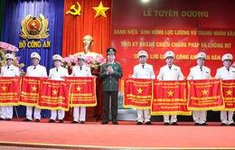 Trao tặng danh hiệu Anh hùng Lực lượng vũ trang nhân dân