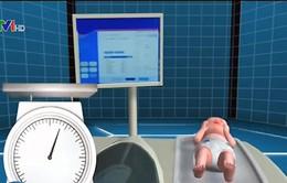 Công nghệ giúp trẻ sinh non lớn nhanh