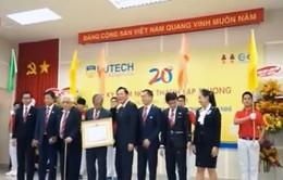 20 năm thành lập trường Đại học Công nghệ TP.HCM
