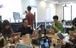 Hàn Quốc: Bùng nổ xu hướng tự khởi nghiệp