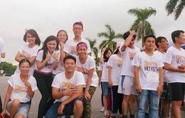 Giải chạy từ thiện Innovation Marathon: Kết nối tuổi trẻ Việt
