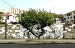 Nghệ thuật tạo hình cây xanh độc đáo giữa đô thị