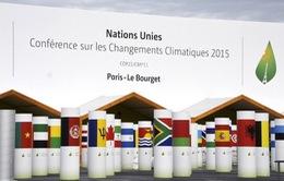 Hội nghị COP21 thông qua dự thảo thỏa thuận khí hậu