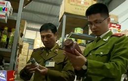Hàng loạt sai phạm tại cơ sở kinh doanh thực phẩm Tâm An