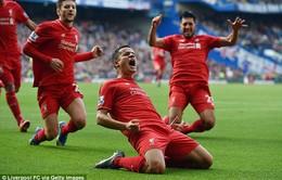 ĐHTB vòng 11 EPL: Âm hưởng hào hùng Liverpool