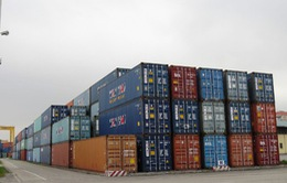Giải quyết tình trạng container ùn ứ tại cảng Hải Phòng