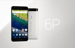 Nexus 6P chính thức ra mắt với màn hình 5,7 inch, giá 499 USD