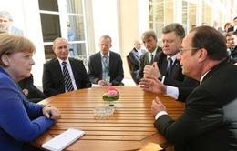 Hội nghị thượng đỉnh về Ukraine tại Paris: Các bên bắt đầu rút vũ khí hạng nhẹ