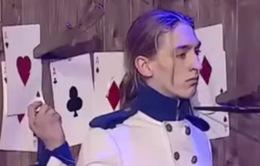 Phát hoảng với màn thi tài năng trên truyền hình Lithuania