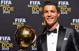 Lịch sử Quả bóng vàng FIFA qua các con số