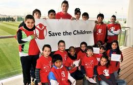 Ronaldo ủng hộ gần 8 triệu USD cho nạn nhân động đất Nepal