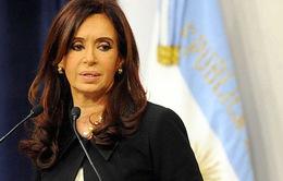 Argentina tăng cường chính sách an sinh xã hội