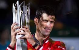 Dễ dàng hạ Tsonga, Djokovic giành chức vô địch Thượng Hải Masters