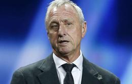 Huyền thoại Johan Cruyff mắc ung thư phổi