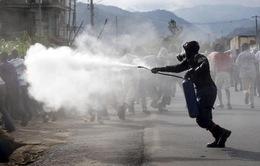 Biểu tình biến thành bạo lực tại Burundi