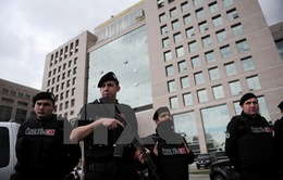 Thổ Nhĩ Kỳ bắt 11 nghi can âm mưu tấn công Lãnh sự quán Mỹ