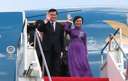 Chủ tịch nước thăm cấp Nhà nước CHLB Đức