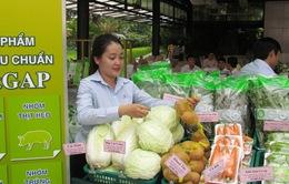 246 điểm bán thực phẩm VietGAP tại  TP.HCM