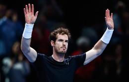 Hạ Ferrer, Murray khởi đầu thuận lợi tại ATP World Tour Finals 2015