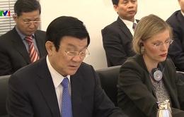 Chủ tịch nước phát biểu về an ninh châu Á - TBD tại Viện Koerber