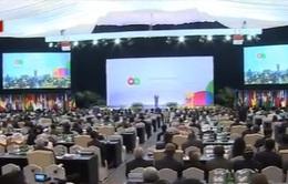 Chủ tịch nước Trương Tấn Sang dự khai mạc Hội nghị cấp cao Á - Phi