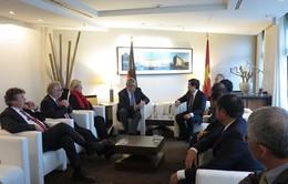 Chủ tịch nước gặp Nhóm Nghị sỹ hữu nghị ASEAN