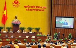 Đề nghị Quốc hội phê chuẩn Hiệp định tạo thuận lợi thương mại