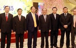 Chủ tịch Quốc hội chúc Tết một số cơ quan Trung ương đầu Xuân